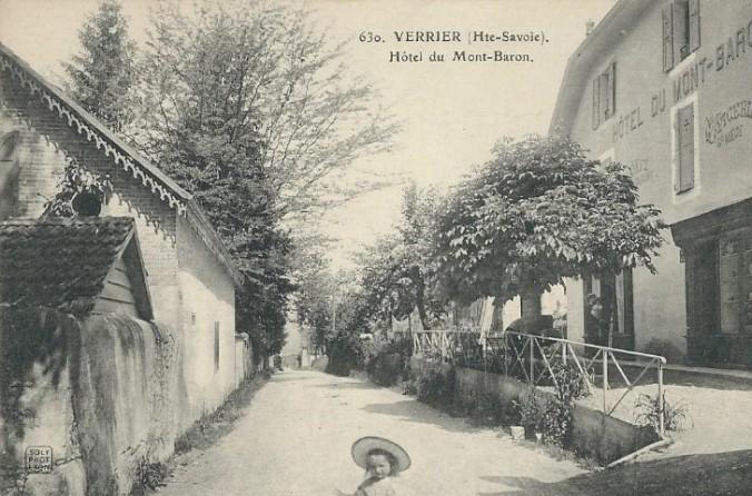 Hotel du Mont-Baron